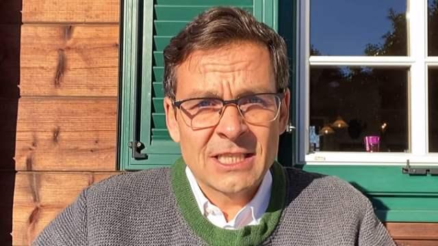 Gerald Grosz: Mein Immunsystem hat gegen das Virus ausgereicht!