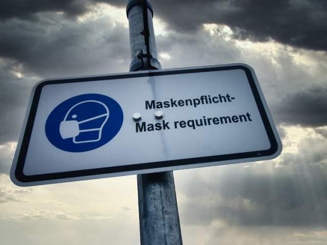 Maskenpflicht (Symbolbild: shutterstock.com/Von Mummert-und-Ibold)