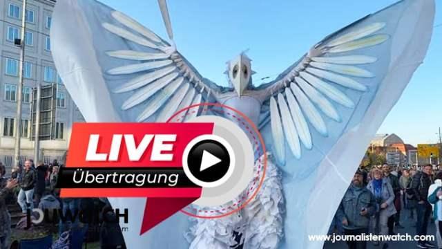 Demo-LIVE-Streams; Bild: © jouwatch