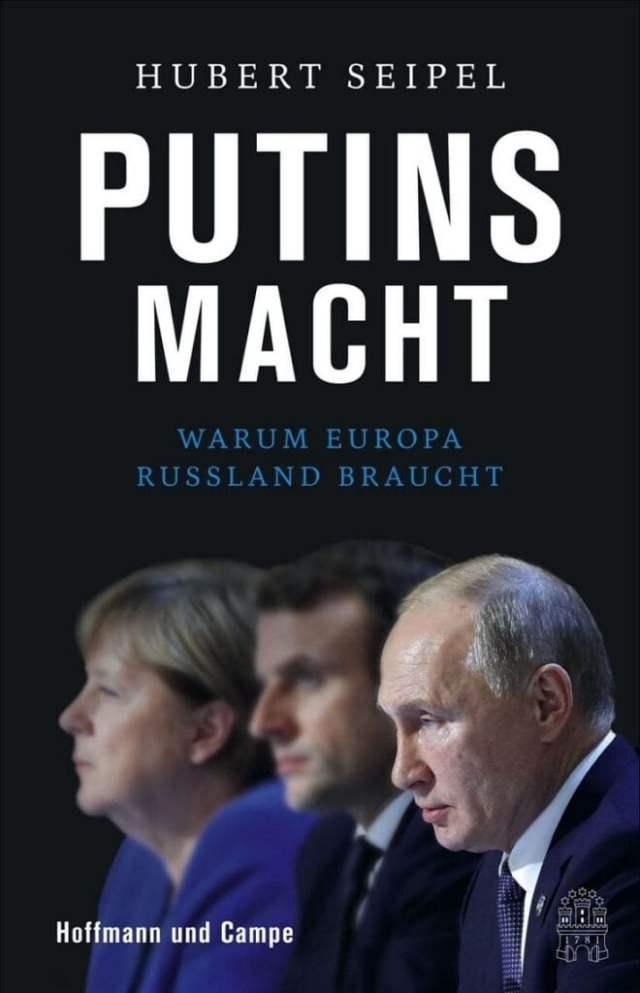 Hubert Seipel - Putins Macht - Warum Europa Russland braucht - Unterstützen Sie jouwatch und erwerben das Buch beim Kopp Verlag - 24,00 Euro