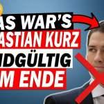 ? Das Ende von Sebastian Kurz   50 Prozent wollen Neuwahlen; Bild: Startbild Youtube