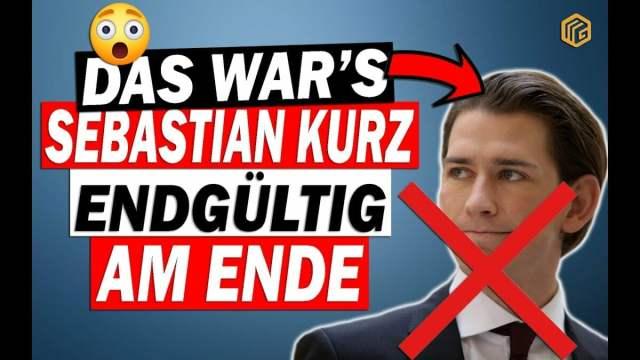 ? Das Ende von Sebastian Kurz | 50 Prozent wollen Neuwahlen; Bild: Startbild Youtube