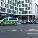 Bonn: Polizei stoppt Anti-Israel-Autokorso; Bild: Startbild Youtube