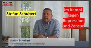 """""""Der Aufklärungsdurst ist sehr groß"""" - Stefan Schubert im Gespräch; Foto: Startbild Youtube"""