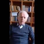 Video-Statement zur Aktion #allesdichtmachen von Richter Dr. Manfred Kölsch; Bild; Startbild Youtube