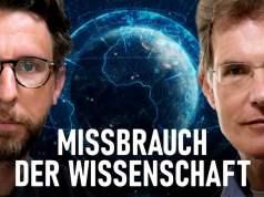 Das ist politische Propaganda! - Michael Esfeld über den Missbrauch der Wissenschaft; Bild: Startbild Youtube