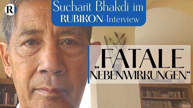 """""""Fatale Nebenwirkungen""""   Sucharit Bhakdi; Bild: Startbild Odysee"""