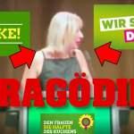 Baerbocks Ende! Ist Gaydukova die neue grüne Hoffnung?; Bild: Startbild Youtube