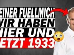 """Corona-Ausschuss - Dr. Fuellmich: """"Wir haben 1933 auf globaler Ebene""""; Bild: Startbild Youtube Menthur"""