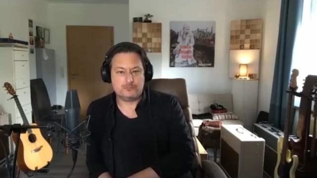 Das Blatt wird sich wenden: Top-Musiker Alex Olivari im Interview; Bild: Startbild Youtube