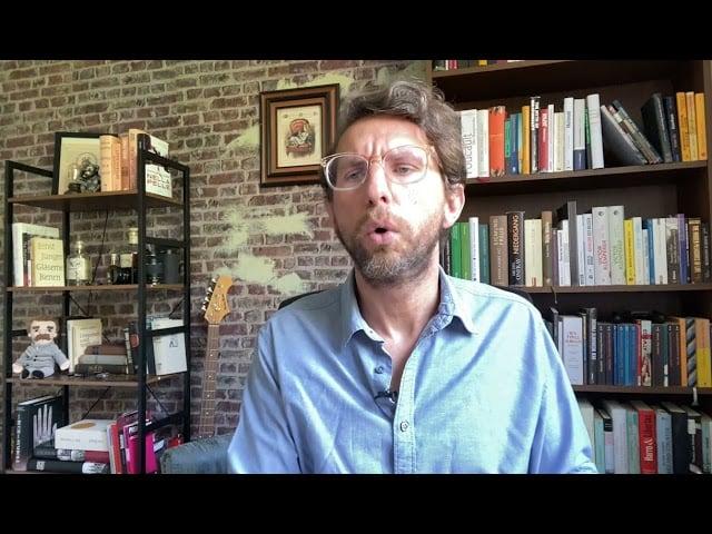 Gunnar Kaiser - Gefangener der CAF; Bild: Startbild Youtube