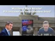 Nach Attacke in Würzburg - Polizeitrainer mit vernichtendem Urteil; Bild: Startbild Youtube