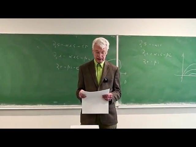 Prof. Luckhaus: Wie gefährlich ist das Virus und die Impfung?; Bild: Startbild Youtube