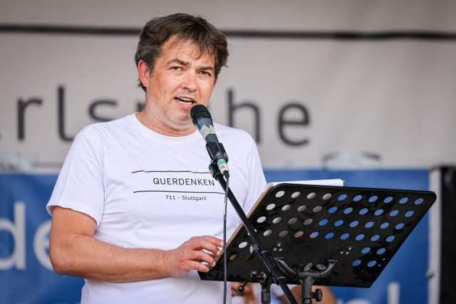Michael Ballweg (IMAGO/ Carmeletmc-fotografie.de)