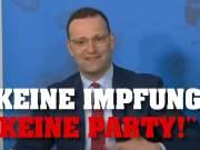 Tim Kellner: Die UNFASSBAREN Entgleisungen des JENS SPAHN!; Bild: Startbild Youtubevideo Tim Kellner