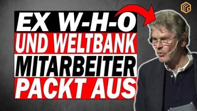 Peter König (Ex-WHO Mitarbeiter):
