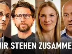 Wir stehen zusammen - die Unternehmerinitiative im Gespräch | Gunnar Kaiser; Bild: Startbild Youtubevideo