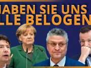 DeStatis belegt BETRUG bei Todesursachen - Merkel, Spahn, Drosten und Wieler ERWISCHT!   Samuel Eckert; Bild: Startbild Youtubevideo SE Research & Statistik