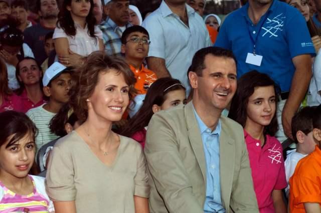 Assad (Bild: shutterstock.com/ Von John Wreford)