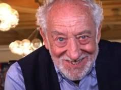 Dieter Hallervorden; Bild: Screenshot Youtubevideo Corona-Song Schlosspark Theater Berlin