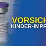 Die Kinderimpfung und die Propaganda! (Arvay, Schubert, Sönnichsen, Braun); Bild: Startbild Youtubevideo RPP Institut