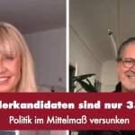 """""""Kanzlerkandidaten sind nur 3.Wahl"""" – Punkt.PRERADOVIC mit Dr. Jürgen Todenhöfer; Bild: Startbild Youtubevideo"""