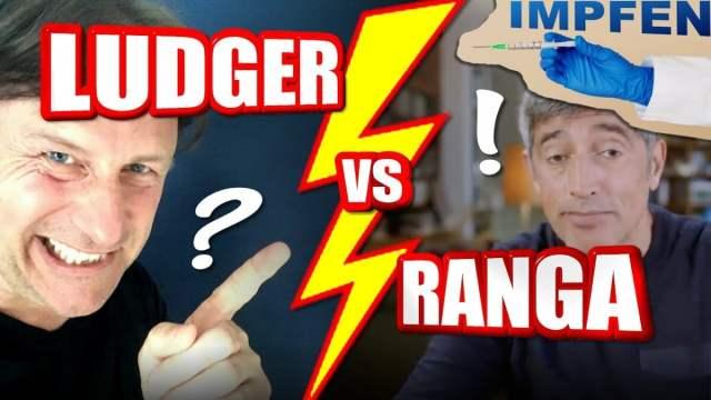 Ludger vs. Ranga; Bild: Starbild Youtubevideo Politik Spezial - Stimme der Vernunft
