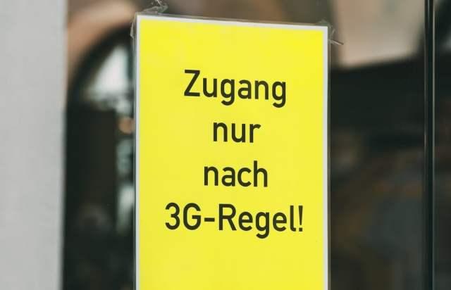 3G-Regel (Bild: shutterstock.com/ Von Bihlmayer Fotografie)