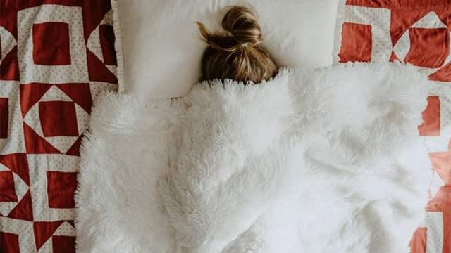 Schlafen bei Kälte; Foto: Unsplash
