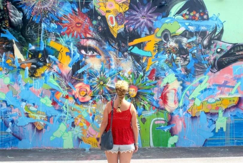 Miami Street Art - Wynwood