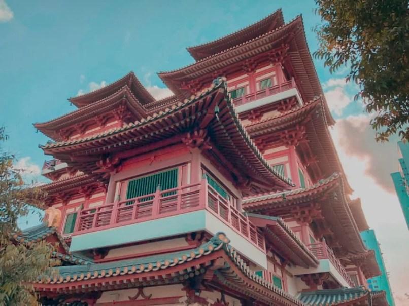 chinatown singapore palace