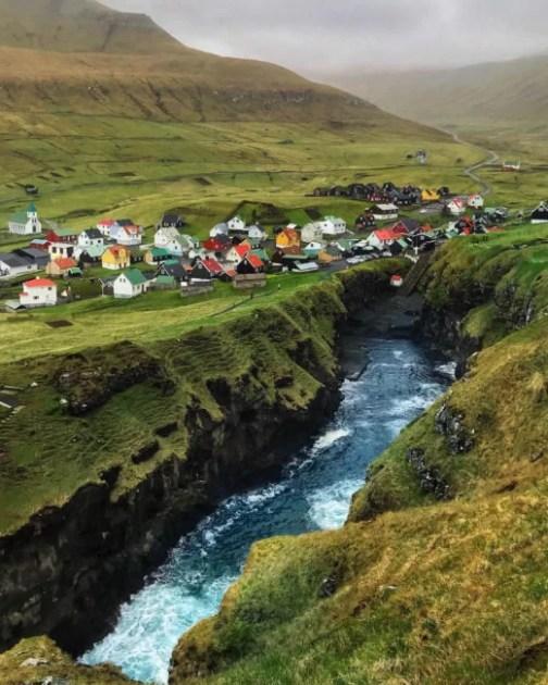 Faroe Islands hikes