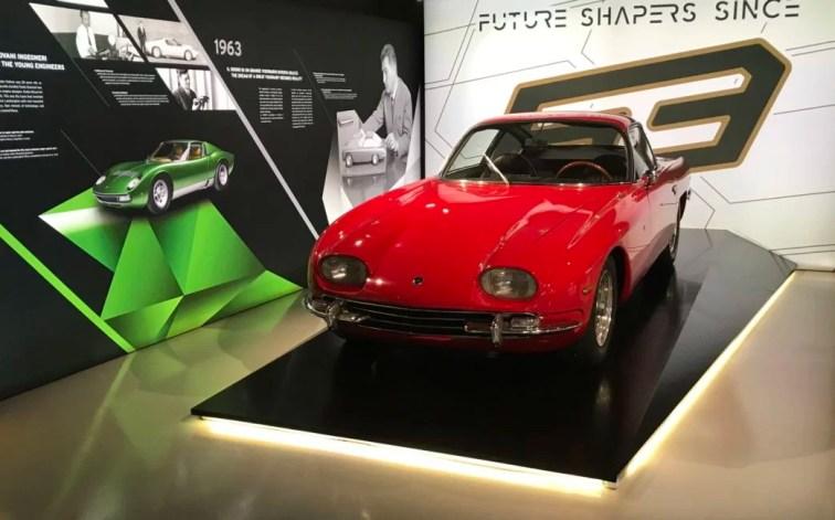Ferruccio Lamborghini frst car