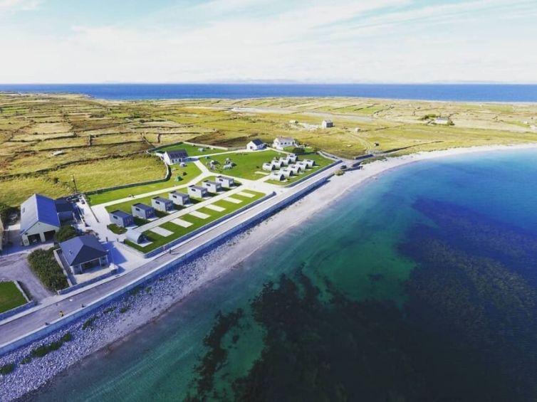 aran islands glamping