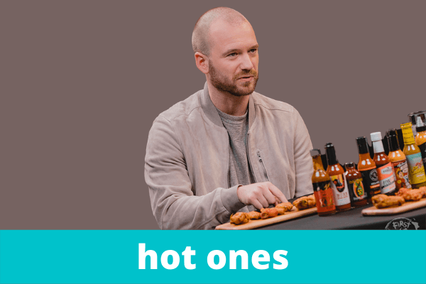 Sean Evans Reveals How Hot One's Guests Are Selected ...