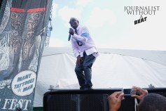 Corey Glover takes it to the crowd