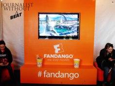 Fandango Recharge Lounge