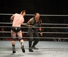 Roman Reigns vs Sheamus