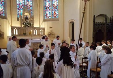 Servants d'autel : Journée diocésaine à Arliquet