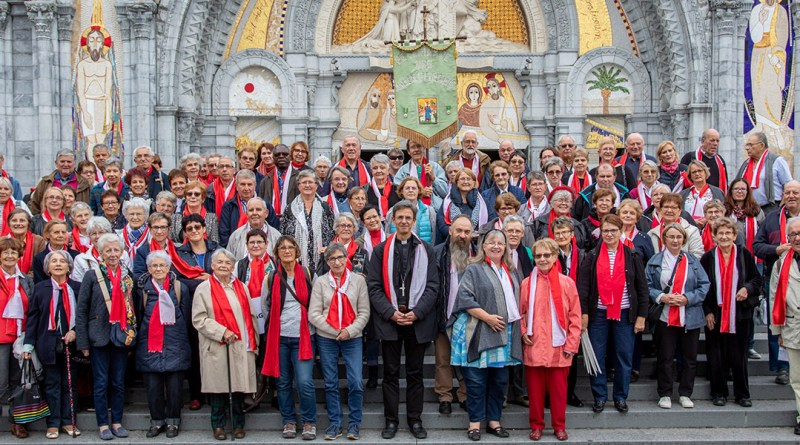 Lourdes • Le pèlerinage des agriculteurs
