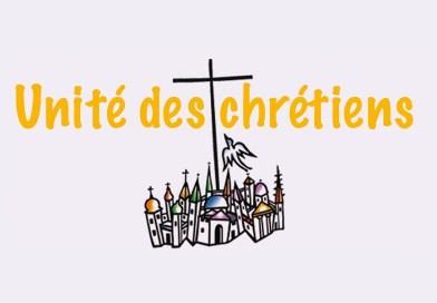 Prier pour l'unité des chrétiens •