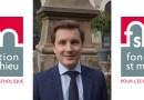 Clément Couturier • au service de la Fondation Saint Matthieu Limousin Poitou-Charentes