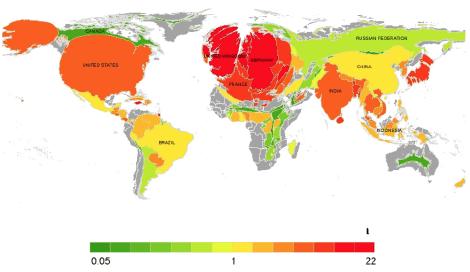 Étude changements climatiques Université Concordia