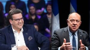 Vaccination: Christian Dubé taxé de «favoritisme» envers Denis Coderre