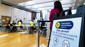 Un nouveau site de vaccination à Dollard-des-Ormeaux