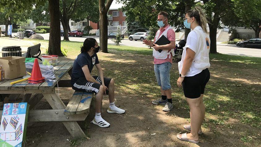 Vaccination: Montréal-Nord met le cap sur les jeunes