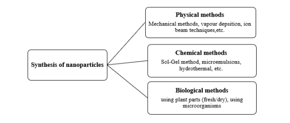 Silver nanoparticles (AgNPs) from plant extracts