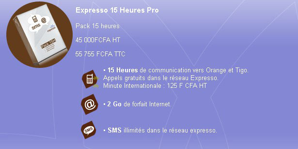 Expresso 15 Heures Pro