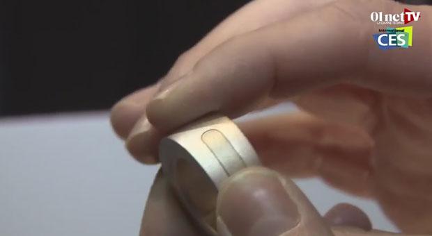 CES 2015 : Ring, l'anneau télécommande