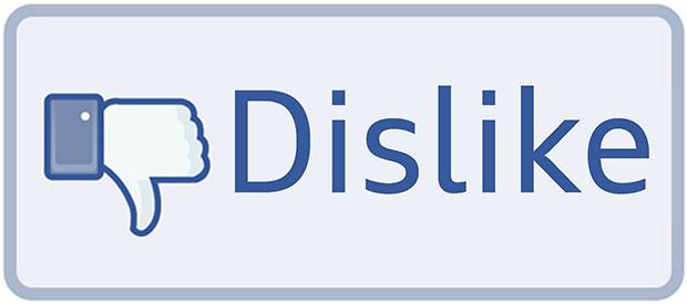 Facebook se prépare à tester un bouton « je n'aime pas »